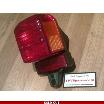 Tomos A3/A35 Rear Light/Reflector