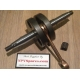 Puch Maxi Top Racing Crank Shaft