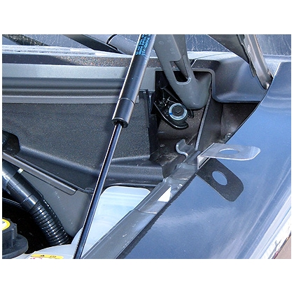 NCG Comet Pro-Fit NMO antenna mount for Ford F150 2005 - 2008 FOANTPF