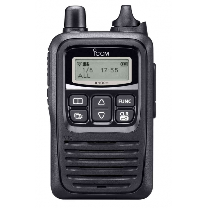 Icom IP100H License-free IP radio for wireless network WLAN