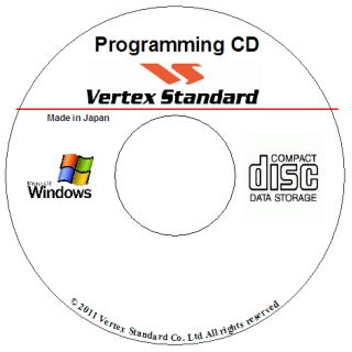 Vertex CE-74 Programming Software CD v..