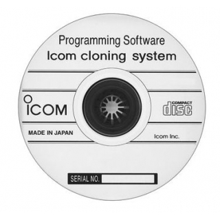 ICOM CS-F100 Programming/Cloning Softw..
