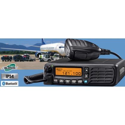 ICOM A120 VHF Air Band Transceiver Blutooth