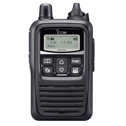 Icom IP100H License-free radio for wireless networks WLAN