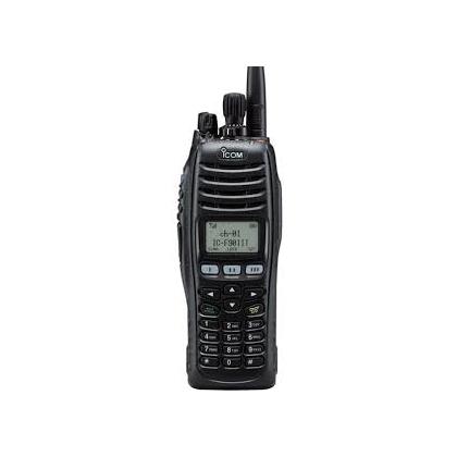 Icom IC-F9011T-30 P25 Portable VHF Radio