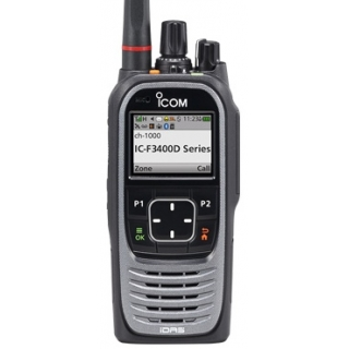 Icom F4400DS 41 IDAS UH..