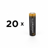Halo LIT ION Rechargeable Batteries 20..