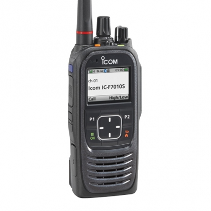 Icom F7010S P25 Digital Conventional Portable