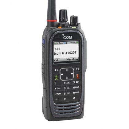 Icom F7010T VHF P25 Digital Conventional Portable
