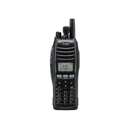 Icom F9011T-10  APCO P25 Digital Wildland Portable Radio