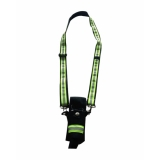 Nylon Radio Case Strap Reflective