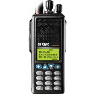 Bendix King KNG P150 Command  VHF APCO..