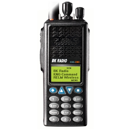 Bendix King KNG P150 Command  VHF APCO P25 Digital Wildland Radio