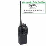 RCA BR850 Analog IS Portable Radio UHF..