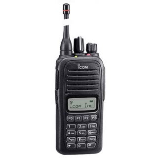 Icom IC-F1000T VHF 128 Channel IP-67 S..