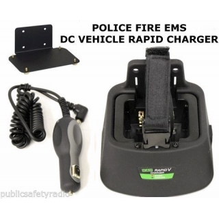 Impact Portable Radio DC Vehicle Charger