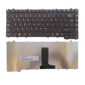 Toshiba Satellite L455D Uk Replacement Laptop Keyboard