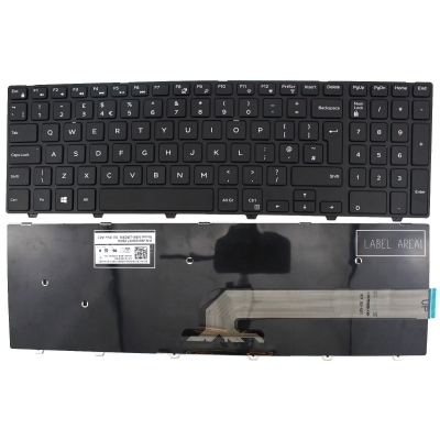 Dell Vostro 3546 3558 3559 Uk Replacement Laptop Keyboard