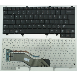 Dell Latitude E5420 XT3 Uk Replacement Laptop Keyboard