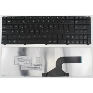 Asus X52 X52J X52N Uk Replacement Laptop Keyboard