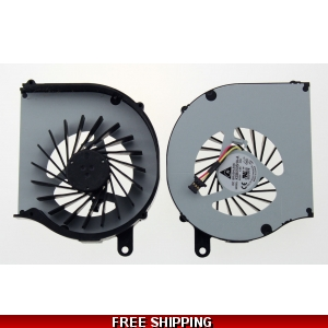 HP Compaq G62 CQ62 Metal Replacement Laptop CPU Cooling Fan