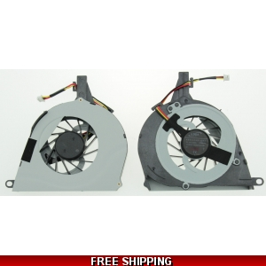 Toshiba Satellite L750 L750 Series Replacement Laptop CPU Cooling Fan