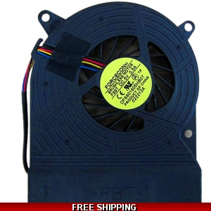 HP Touchsmart 600 F99t F82q Replacement Laptop CPU Cooling Fan