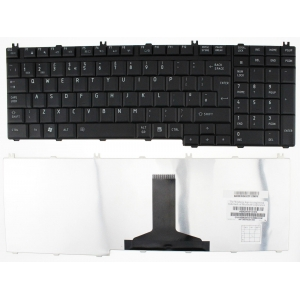 Toshiba Satellite S500 Series / Tecra A11 Uk Keyboard With Number Pad