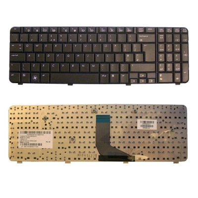 HP Compaq CQ61 CQ61-312SA Uk Replacement Laptop Keyboard