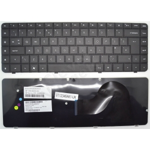 HP Compaq 595199-031 Uk Replacement Laptop Keyboard