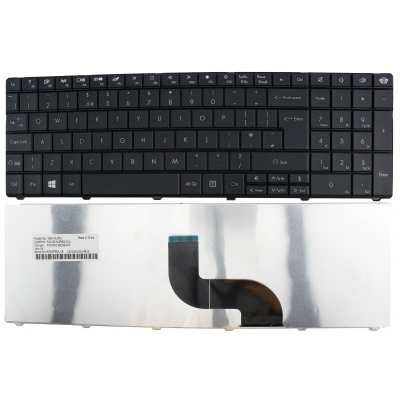 Packard Bell TE11 Series Windows 8 Uk Replacement Laptop Keyboard