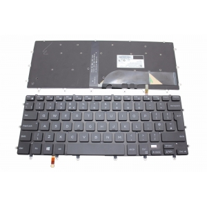 Dell Precision 5510 Uk Replacement Laptop Keyboard Backlit