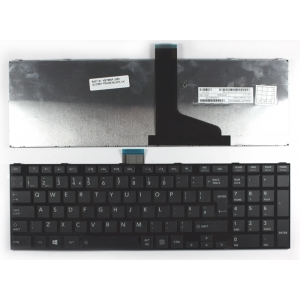 Toshiba Satellite C855-1HM Uk Replacement Laptop Keyboard With Frame