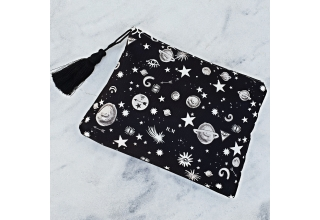The Spellbound Monogram Pouch Bag