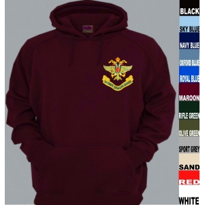 1st Kings Dragoon Guards Pullover Hoody
