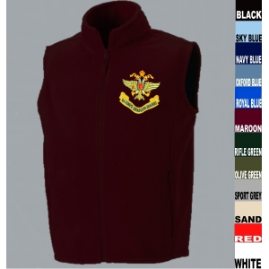 1st Kings Dragoon Guards Gilet