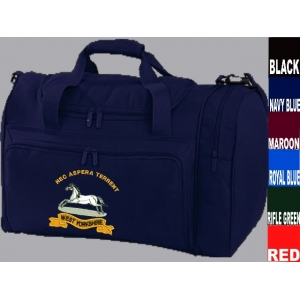 West Yorks Holdall