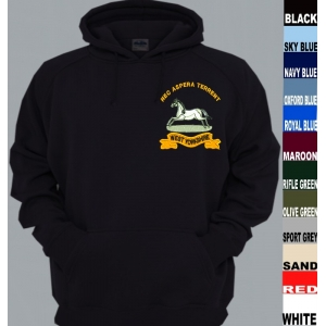 West Yorks Regiment Pullover Hoody