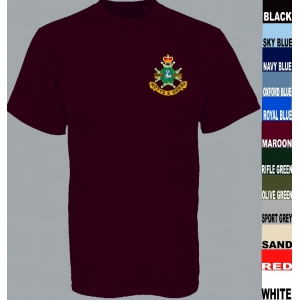 Sherwood Foresters T Shirt