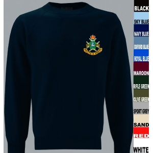 Sherwood Foresters Sweatshirt