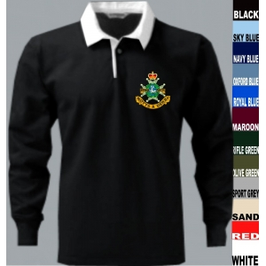 Sherwood Foresters Rugby Shirt