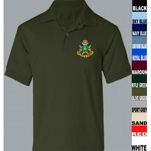 Sherwood Foresters Polo Shirt