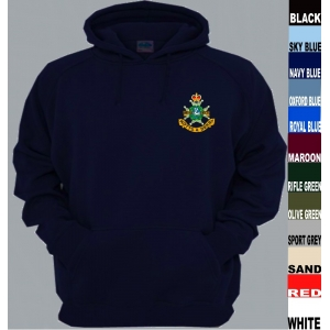 Sherwood Foresters Hoody
