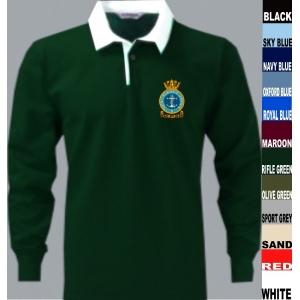 Sea Cadets Rugby Shirt