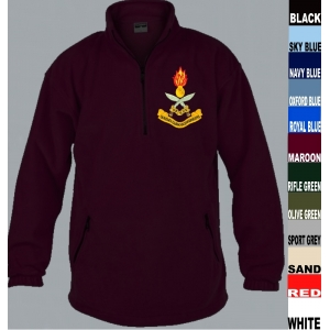 Gurkha Engineers 1/4 Zip Fleece