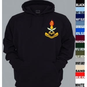 Gurkha Engineers Pullover Hoody