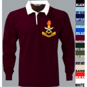 Gurkha Engineers Rugby Shirt