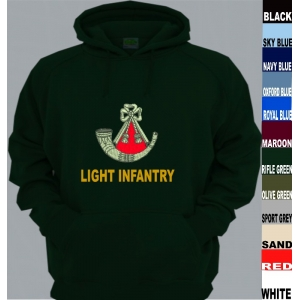 Pullover Hoody With Large Insignia