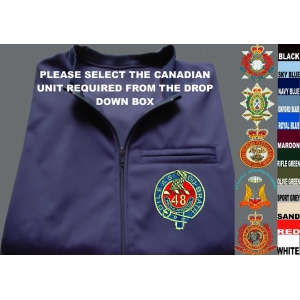 Canadian Army PTI Jacket Physical Trai..