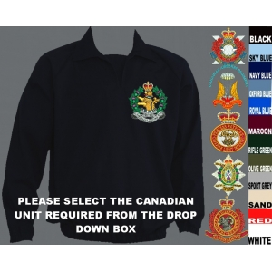 Canadian Army Drill Tops